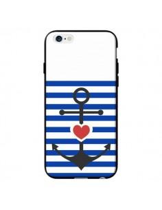 Coque Mariniere Encre Marin Coeur pour iPhone 6 - Jonathan Perez