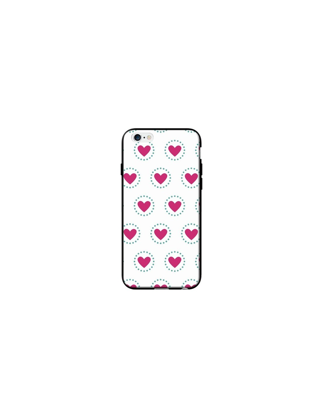 coque coeur iphone 6