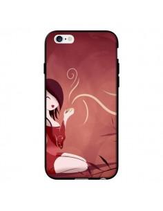 Coque Femme Thé Tea Time pour iPhone 6 - LouJah