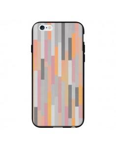 Coque Bandes Couleurs pour iPhone 6 - Leandro Pita