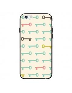 Coque Clefs Keys pour iPhone 6 - Leandro Pita