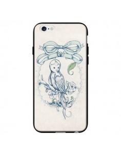 Coque Bird Oiseau Mignon Vintage pour iPhone 6 - Lassana