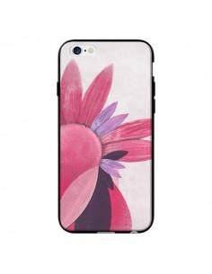 Coque Flowers Fleurs Roses pour iPhone 6 - Lassana