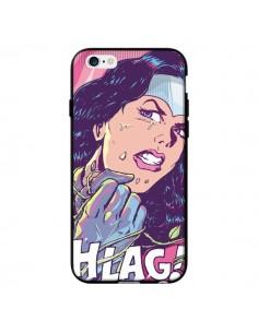 Coque Girl Shlag Comics BD pour iPhone 6 - Lassana