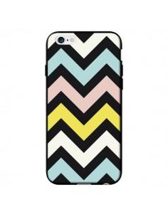 Coque Azteque Chevron Sunny pour iPhone 6 - Mary Nesrala