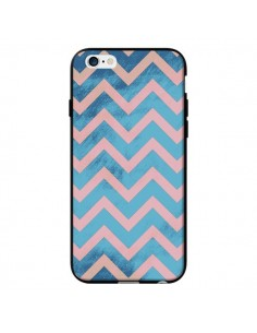 Coque Azteque Chevron Sunset pour iPhone 6 - Mary Nesrala