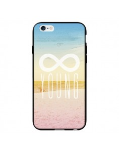 Coque Forever Young Plage pour iPhone 6 - Mary Nesrala