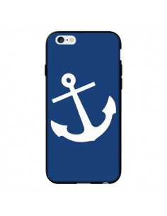 Coque Ancre Navire Navy Blue Anchor pour iPhone 6 - Mary Nesrala