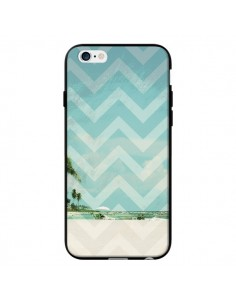 Coque Chevron Beach Dreams Triangle Azteque pour iPhone 6 - Mary Nesrala