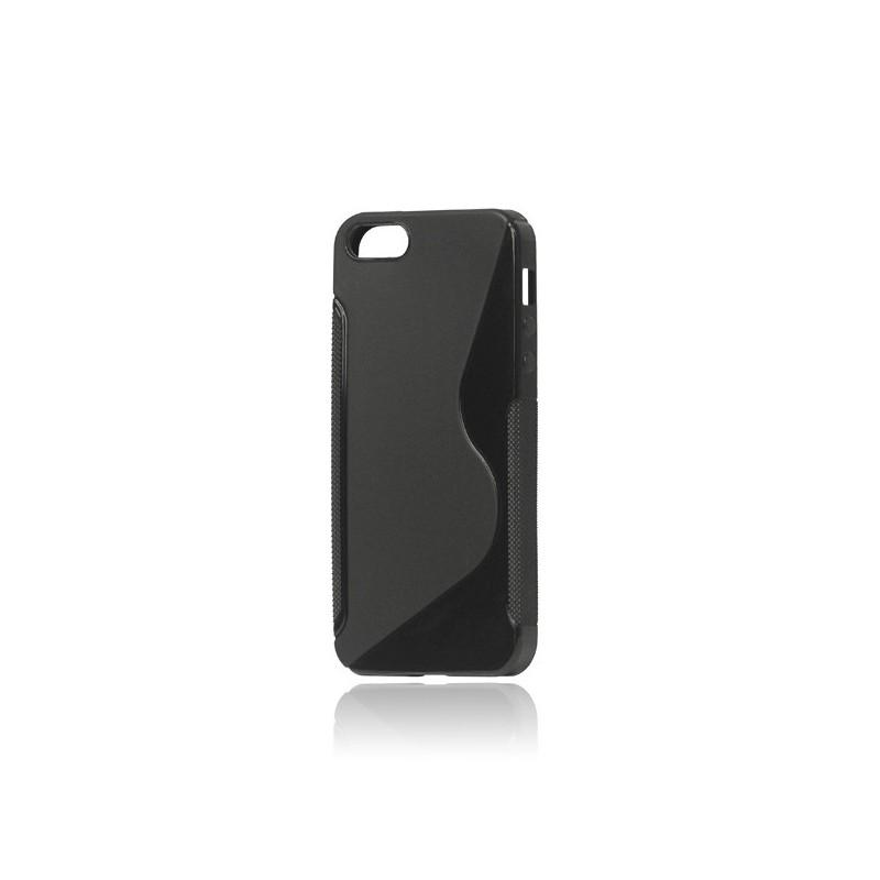 Coque S en Silicone pour iPhone 5