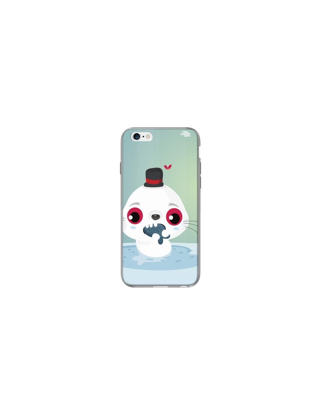 coque iphone 6 phoque