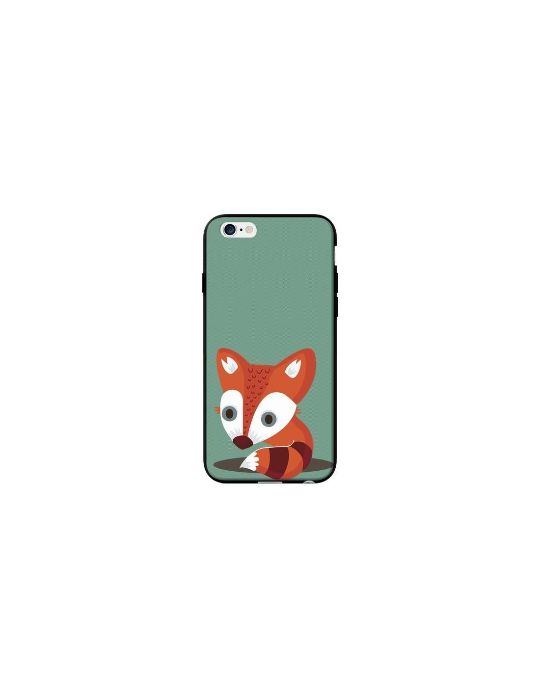 coque iphone 6 renard