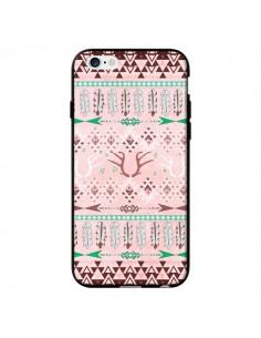 Coque Amadahy Cerf Azteque pour iPhone 6 - Monica Martinez