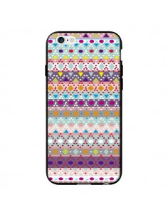 Coque Ayasha Azteque pour iPhone 6 - Monica Martinez