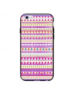 Coque Bandana Rose Azteque pour iPhone 6 - Monica Martinez