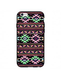 Coque Black Aylen Azteque pour iPhone 6 - Monica Martinez