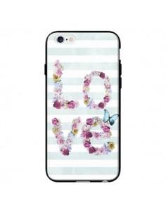 Coque Love Fleurs Flower pour iPhone 6 - Monica Martinez