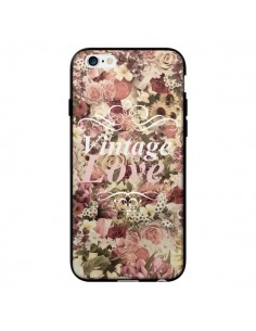 Coque Vintage Love Flower pour iPhone 6 - Monica Martinez