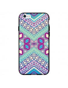 Coque Azteque Lake pour iPhone 6 - Maximilian San
