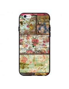 Coque Lady Rococo Bois Fleur pour iPhone 6 - Maximilian San