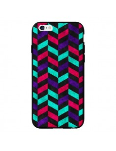 Coque Azteque Geometric Mundo pour iPhone 6 - Maximilian San