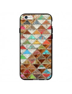 Coque Love Pattern Triangle pour iPhone 6 - Maximilian San