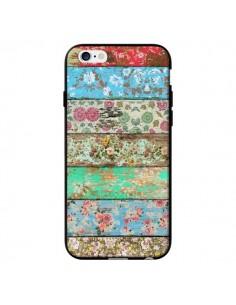 Coque Rococo Style Bois Fleur pour iPhone 6 - Maximilian San