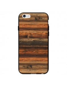 Coque Style Bois Buena Madera pour iPhone 6 - Maximilian San