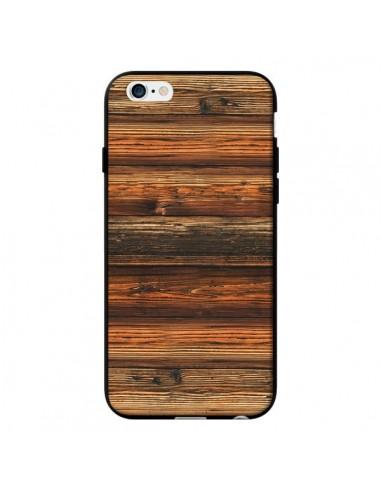coque iphone 6 bois horizontal
