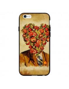 Coque Docteur Love Fleurs pour iPhone 6 - Maximilian San