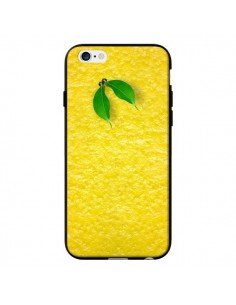 Coque Citron Lemon pour iPhone 6 - Maximilian San