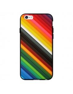 Coque Arc en Ciel Rainbow pour iPhone 6 - Maximilian San