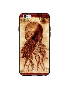 Coque Octopu Skull Poulpe Tête de Mort pour iPhone 6 - Maximilian San