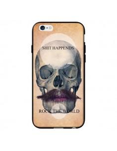 Coque Rock Skull Tête de Mort pour iPhone 6 - Maximilian San