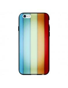 Coque Lignes Verticales Geometric pour iPhone 6 - Maximilian San