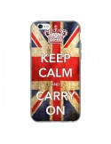 Coque Keep Calm and Carry On pour iPhone 6 - Nico