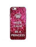 Coque Keep Calm and Be A Princess pour iPhone 6 - Nico