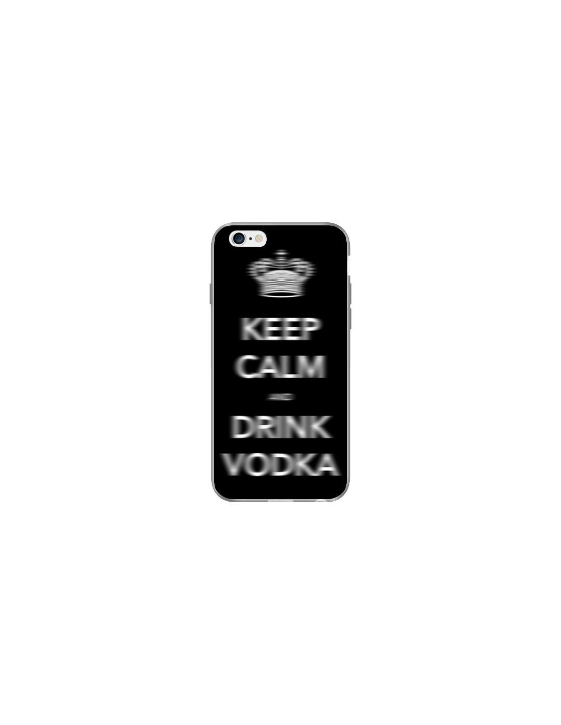 coque iphone 8 plus vodka