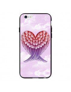 Coque Ailes d'ange Amour pour iPhone 6 - Rachel Caldwell