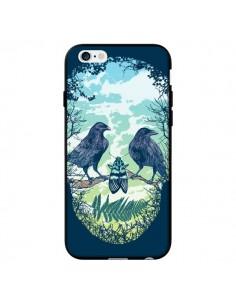 Coque Tête de Mort Nature pour iPhone 6 - Rachel Caldwell