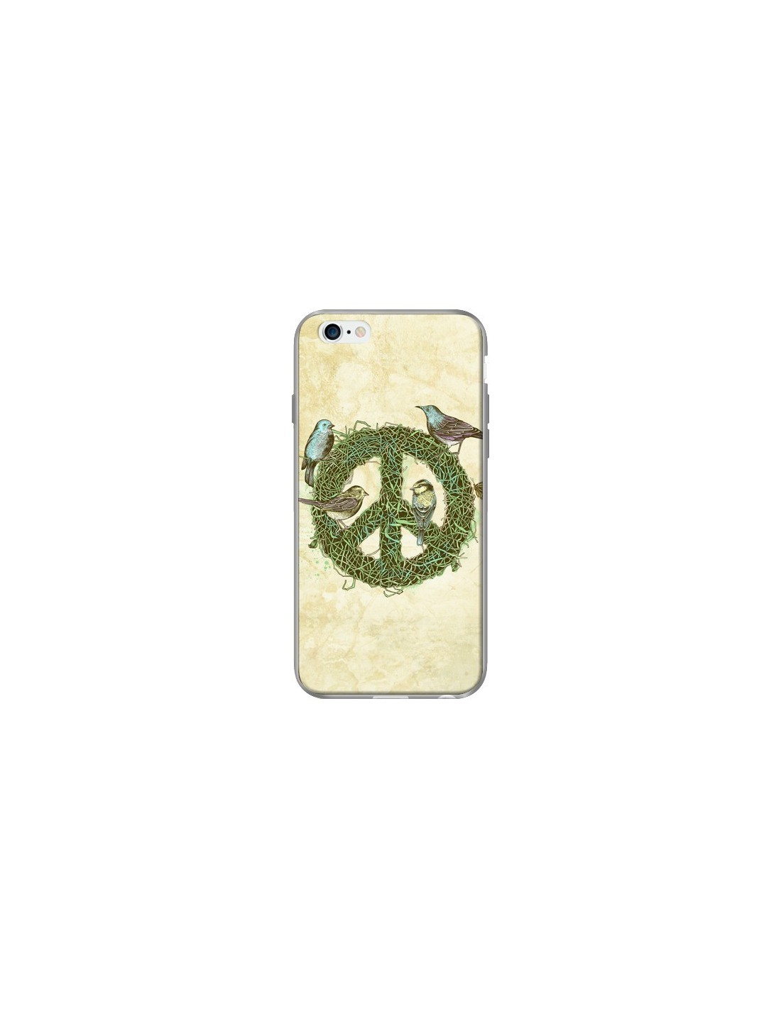 coque iphone 6 peace
