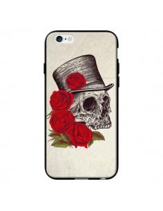 Coque Gentleman Crane Tête de Mort pour iPhone 6 - Rachel Caldwell