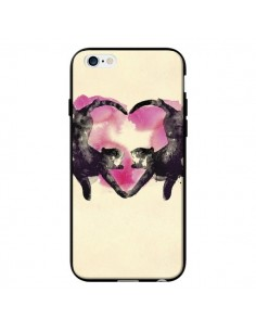 Coque Cats love to sleep pour iPhone 6 - Robert Farkas