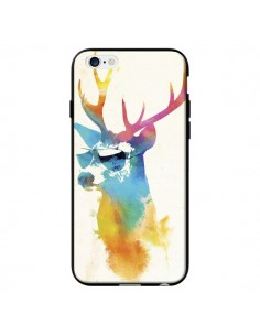 Coque Sunny Stag pour iPhone 6 - Robert Farkas