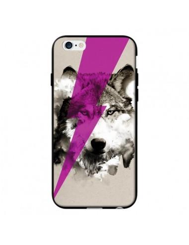 coque iphone 8 loup garou