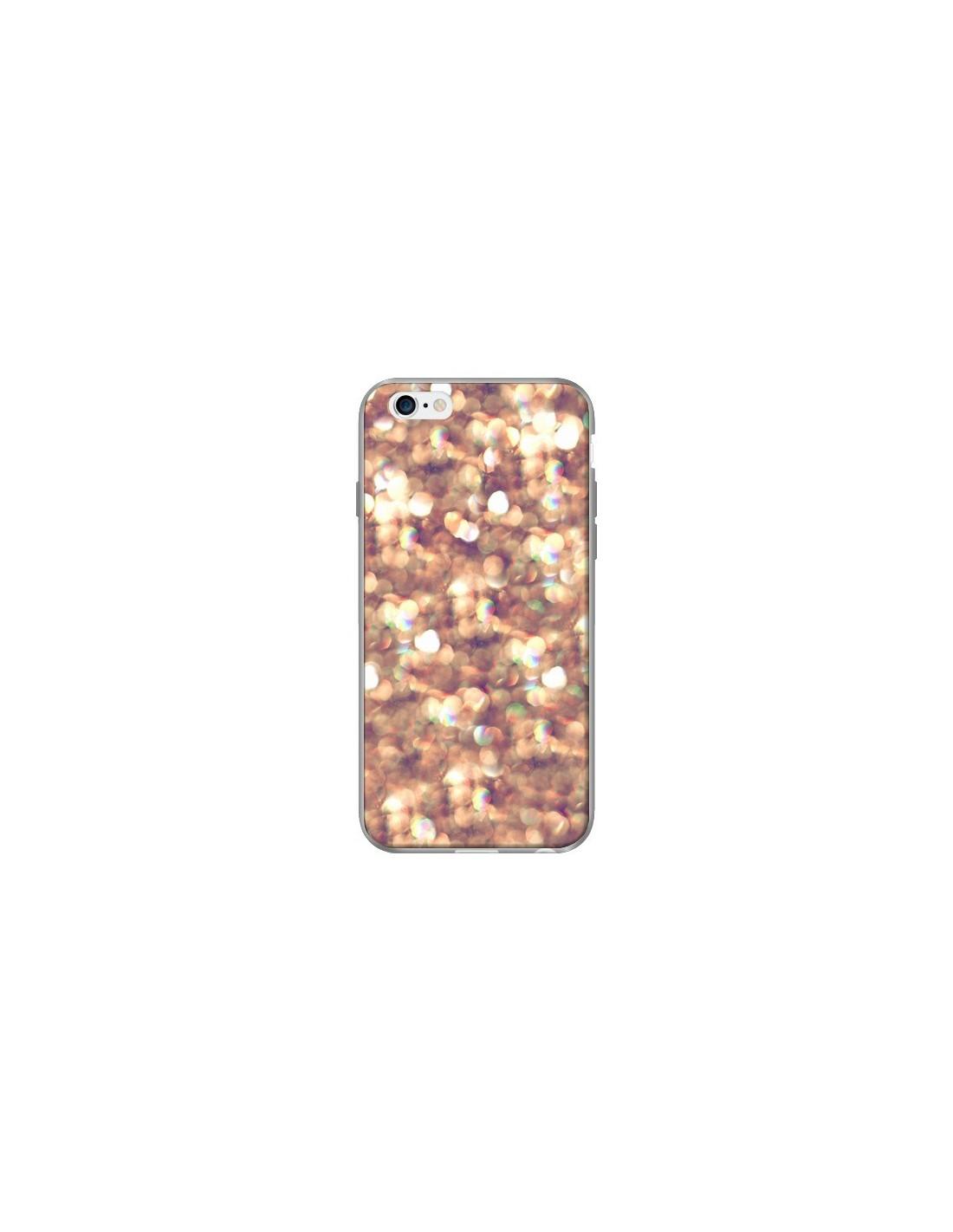 coque iphone 6 gliter