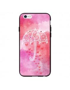 Coque Parapluie Coeur Love Amour pour iPhone 6 - Sylvia Cook