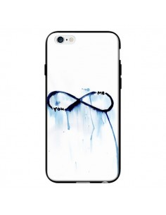Coque Forever You and Me Love pour iPhone 6 - Sara Eshak