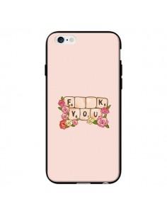 Coque Fuck You Love pour iPhone 6 - Sara Eshak
