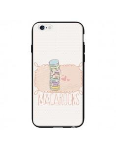 Coque Macaron Gateau pour iPhone 6 - Sara Eshak